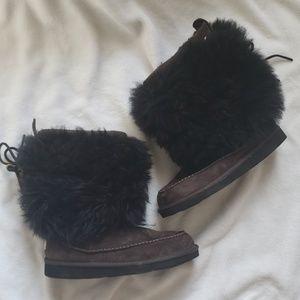 Ugg Australia Rainier beaded Eskimo boots